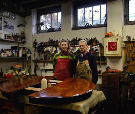 Meubelrestauratie – Antiek Care Bussum – Paul Seibert Foekje ten Cate